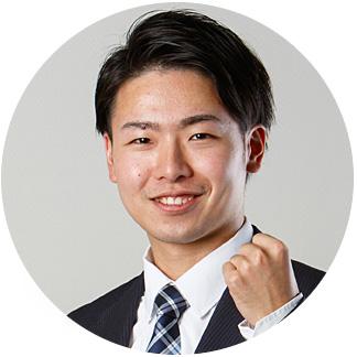 営業部 伊藤 遼「人対人、そんな仕事を探していました。」